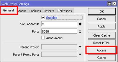 proxy-akses
